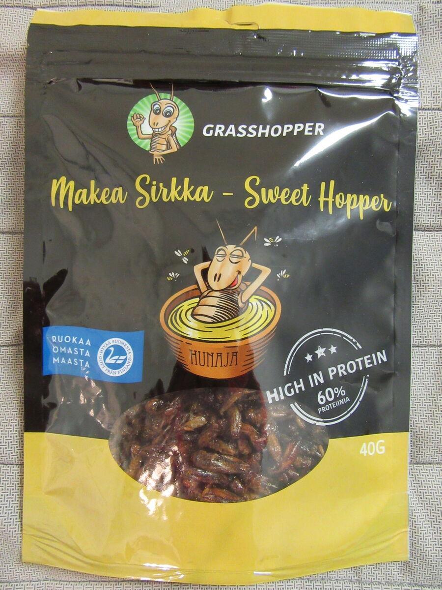 Savonia Grasshopper